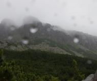 pršelo - nepršelo